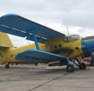 Подкормка озимых культур с самолета и вертолета