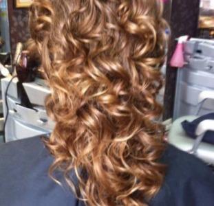 Биозавивка волос Mossa. Мастер к Вам Киев