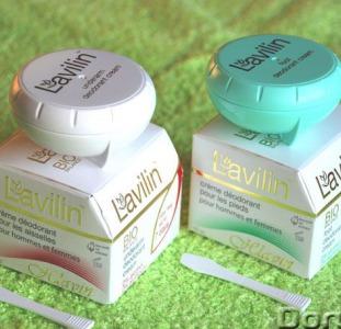 Дезодорант Lavilin (Лавилин) - это натуральный дезодорант без алюминия, парабенов и спирта.