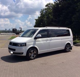 Микроавтобус пассажирский по Киеву - Украине - Европе