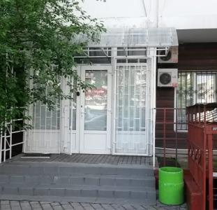 Фасад стоматология магазин офис банк ноиариат