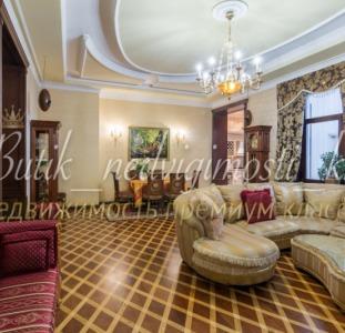 Роскошная квартира 253 метра Центр (Пушкинская) камин, автономное отопление