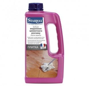 Концентрат для удаления цементного раствора Starwax