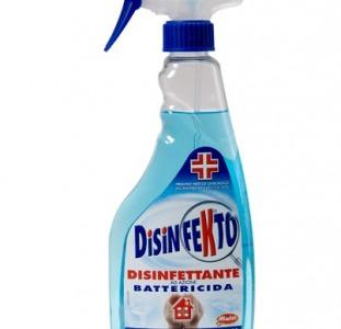 Дезинфицирующий спрей для уборки Disinfekto