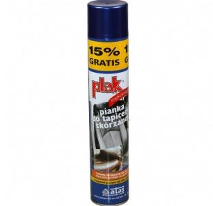 Пена для очистки и полировки кожи SKORA Atas (0,5 л.)