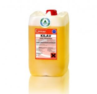 Концентрат для мытья цистерн, грузовиков, автомобилей Kilav Superconcentrato (25 кг.)