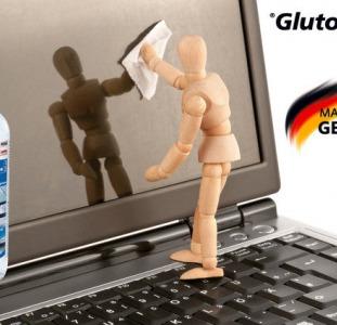 Очиститель для экранов и дисплеев Glutoclean (100 мл.)