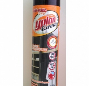Аэрозольный антистатик для одежды, мебели, пластика и пр. Yplon (300 мл.)