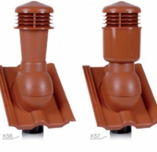 Вентиляционный проходной элемент - вентиляция